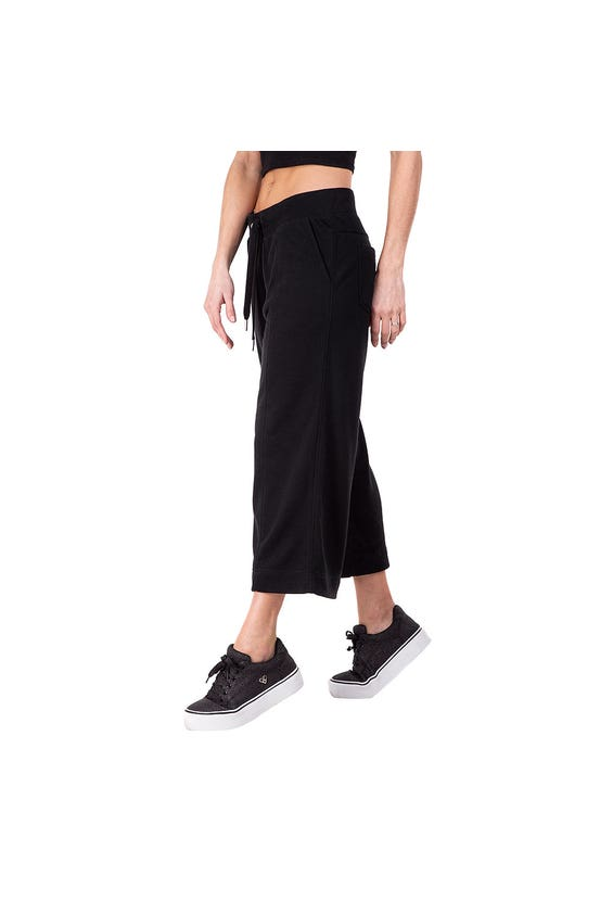 Pantalon Mix Negro NGX