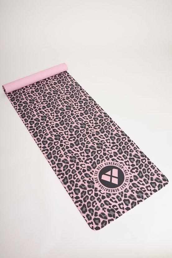 Mat de Yoga Leopardo NGX