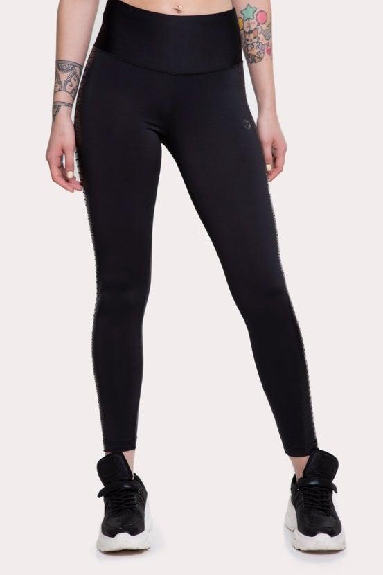 Legging Long Square Negro NGX