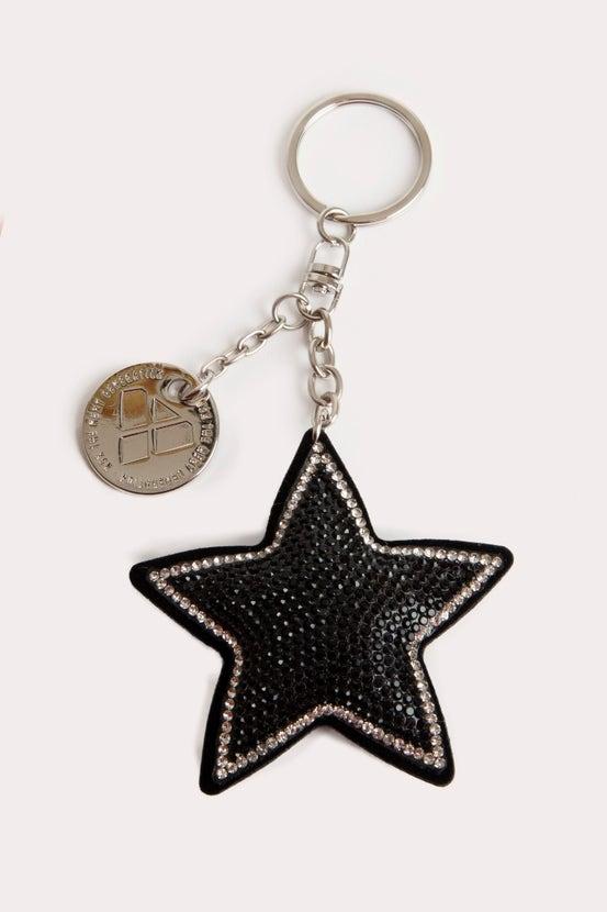 Llavero Star Negro NGX