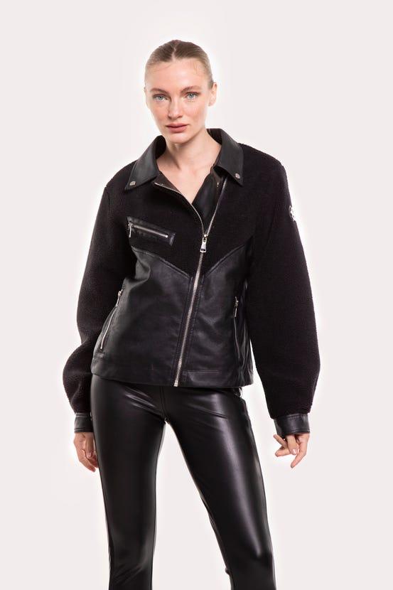 Chaqueta Fashion Guide Negro NGX