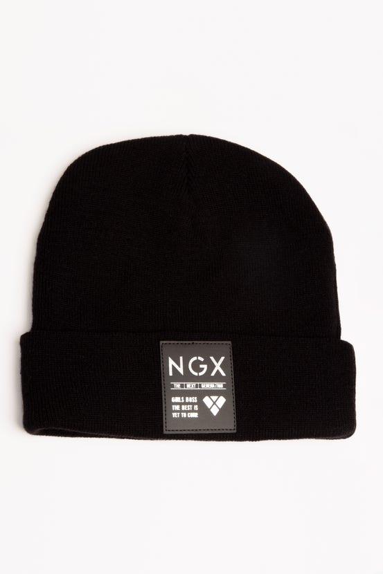 Gorro 2 Looks Negro NGX