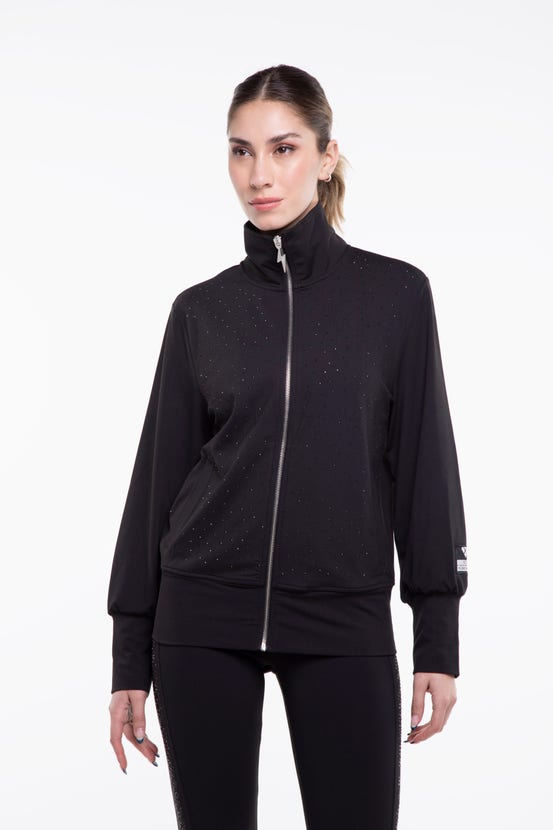 Chaqueta Submitted Negro NGX