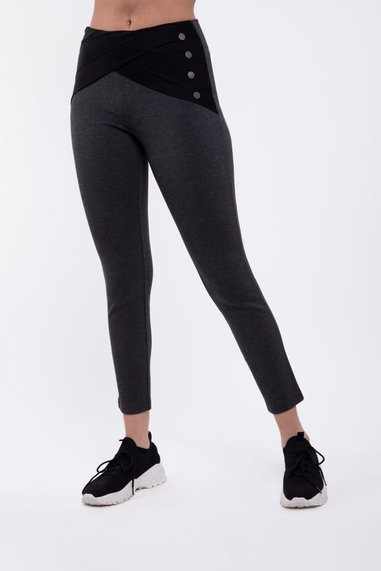 Jegging Interview Gris NGX