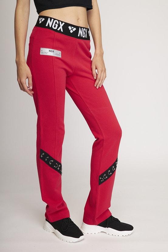 Pantalon Nocturnal Rojo NGX